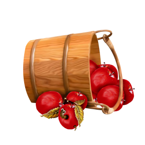 Bucket_with_Apples_Transparent_Clipart